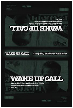 wake up call DVDCover